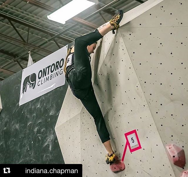 #Repost @indiana.chapman crushing ontoro's Noma Series at our latest sponsored event Slab Master by @matt.chapman.17 ・・・ Slab Master 2018 was last weekend! It was an amazing comp filled with interesting, fun, and hard problems. I definitely surprised myself with how well I did 🥈! A big congrats to @lucasuchida 🥇, and @florentbalsez 🥉 for killing finals! Thank you @matt.chapman.17 so so much for creating this comp!! And thank you to all the setters, volunteers, @hubclimbing for hosting, and everyone supporting the climbers in the crowd! Super psyched for next year! • 📷: taken by my incredible lil sis @picabosummer 💞 📹: (only send on problem 3 :)) @blaiselove #slabmaster2018 #gamehive #muskokawoods #muskokawoodsathleteambassador #onlytrainneverstop #lasportivagram #lululemon #slab #bouldering #climbing #climbing_pictures_of_instagram #ontoro #ontoroclimbing #rockclimbing #bouldering #sponsoredevent #climbing #gym #strong #girlswhoclimb #girlswhocrush #competition #madeincanada #supportlocal
