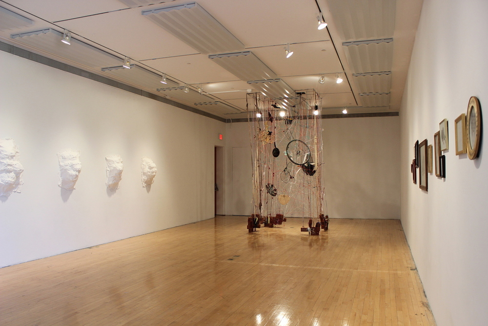 (Installation view, Party on Anxiety Island)
