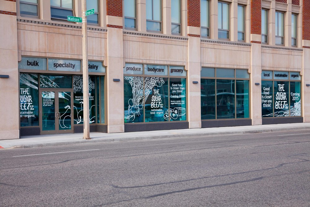 Our 812 Madison location.