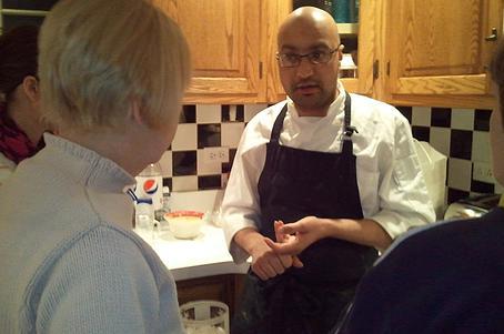 Chef Ronak Patel