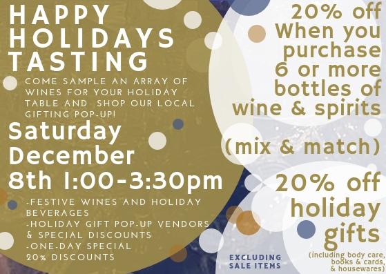 Happy Holiday Tasting Event.jpg