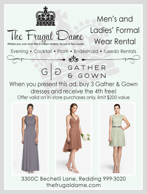 Frugal Dame wedding bridesmaid dresses