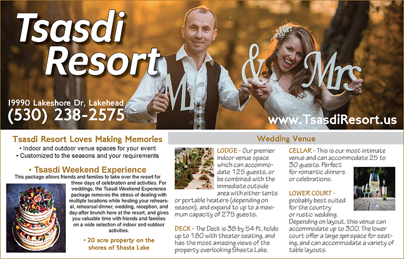Redding Wedding Venue Bridal Guide Tsasdi half page.jpg