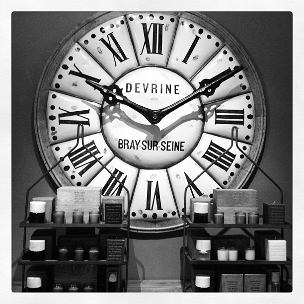 The time is now (Taken with  instagram )