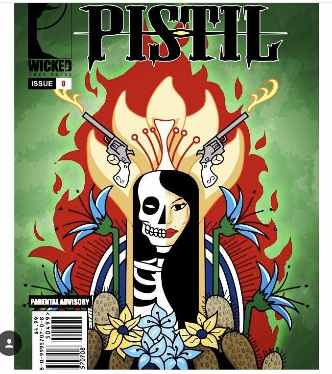 Pistil - Edition 0
