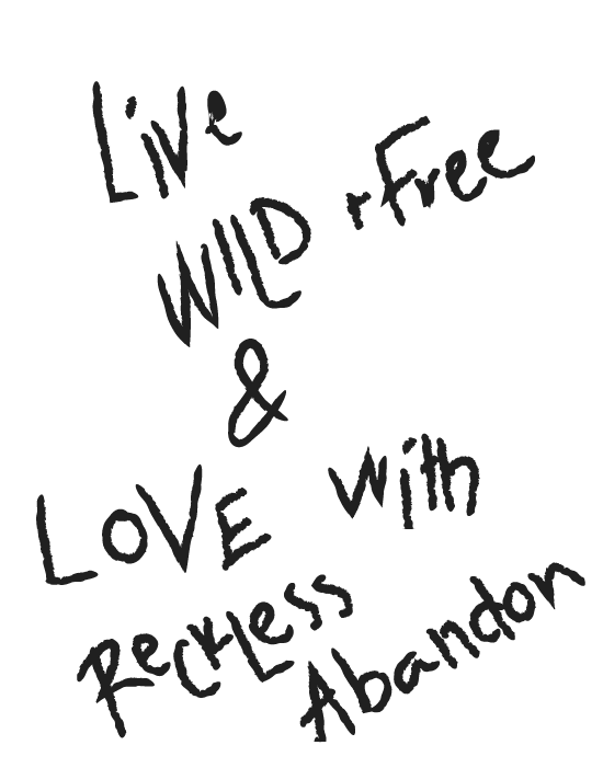 blog-action // wild and free 2