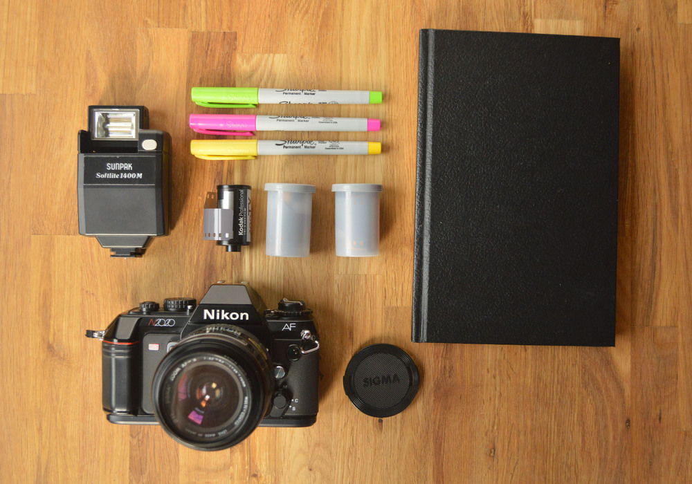 photo adventure supplies // blog-action