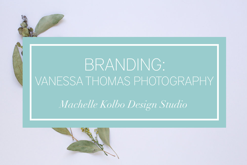 Branding Vanessa Thomas