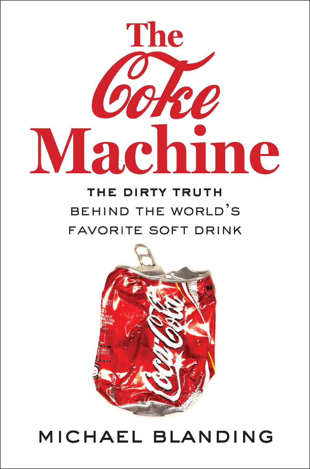 The Coke Machine Michael Blanding