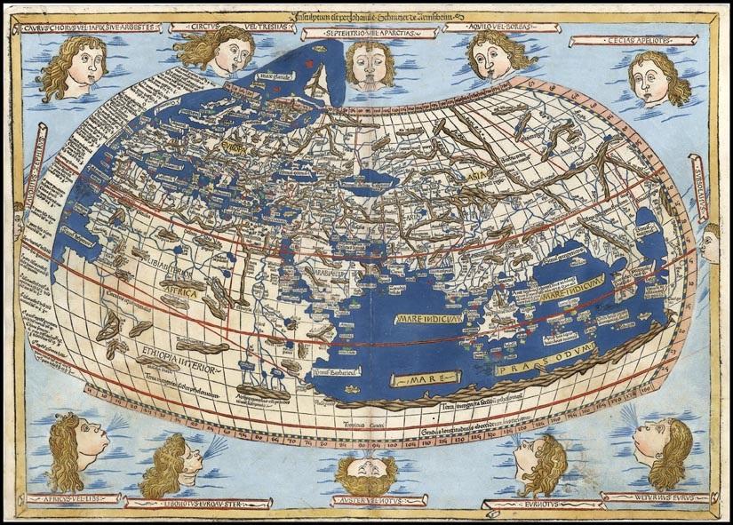 Ptolemy - World