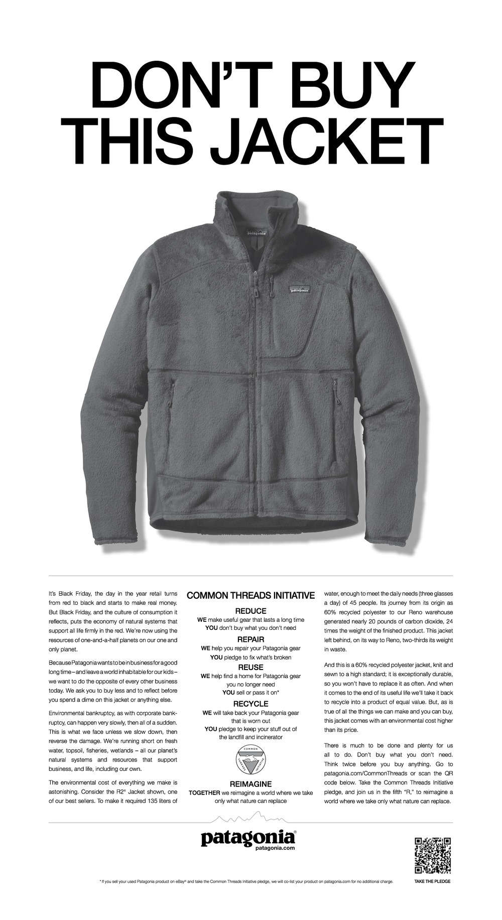 Dont Buy This Jacket