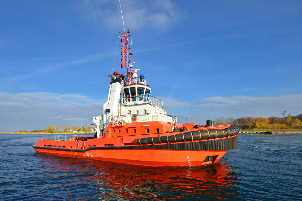 24x7 towage services at Angré Port