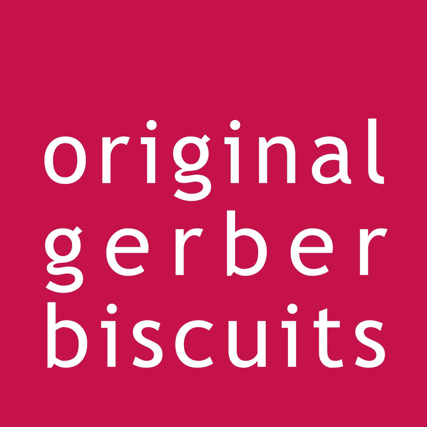 Gerber Biscuits