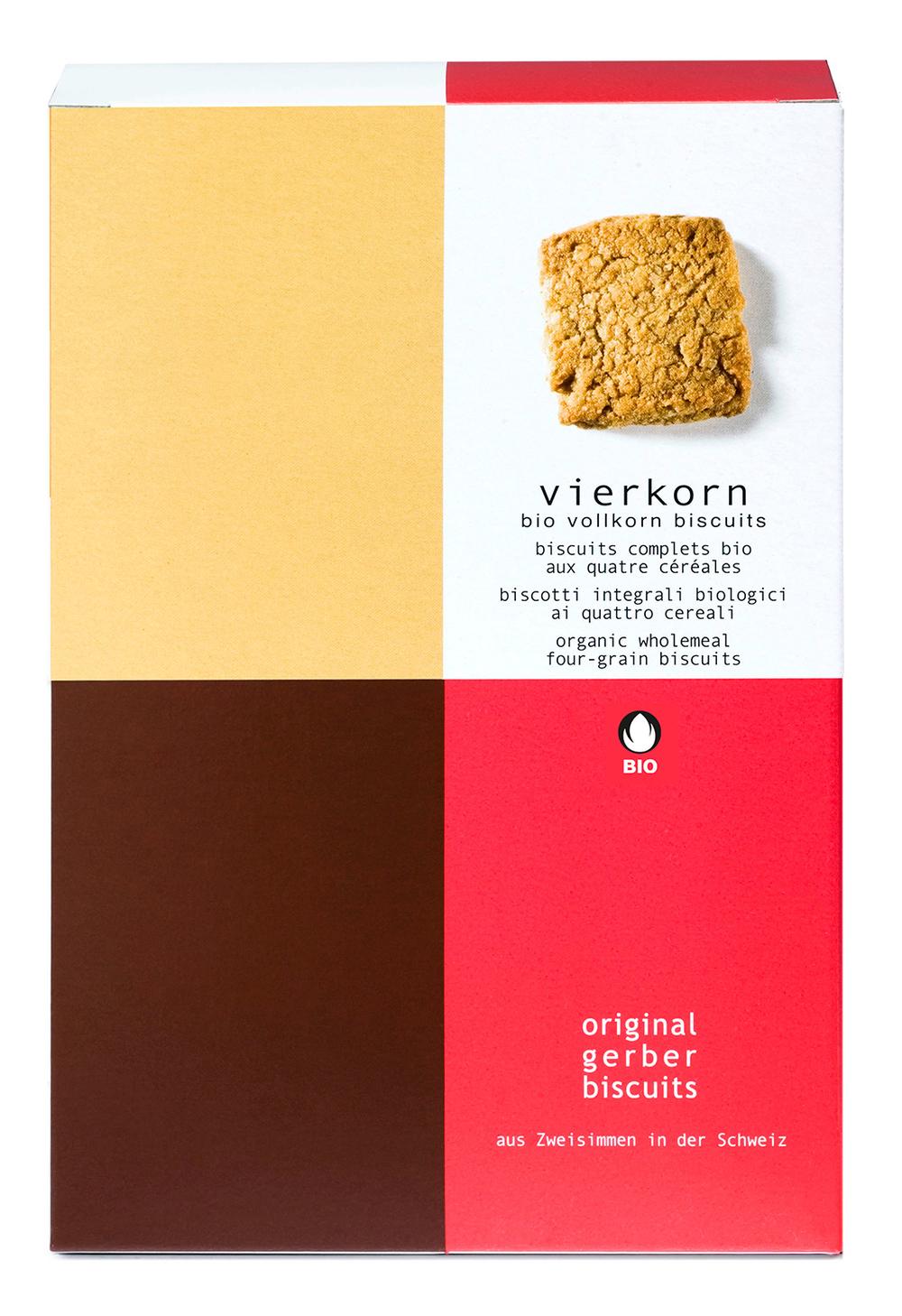 Bio Vierkorn Biscuits
