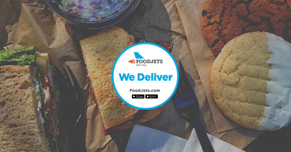 MAX'S DELI is now available for delivery via FoodJets. Download the app on the AppStore or GooglePlay.