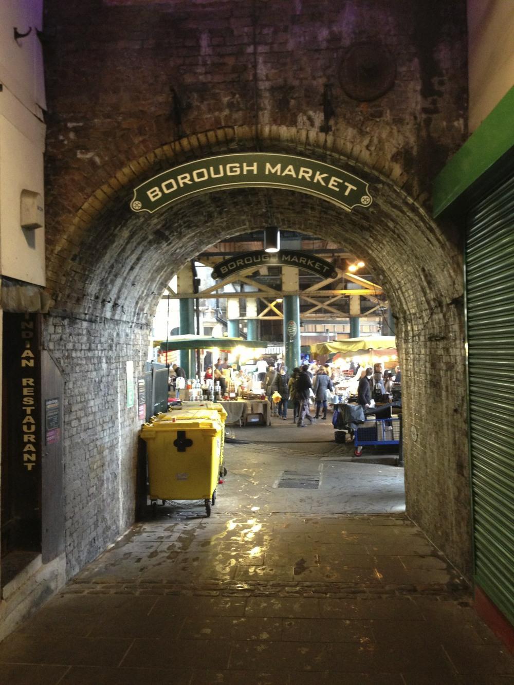 Fantastic market. (London, England.)