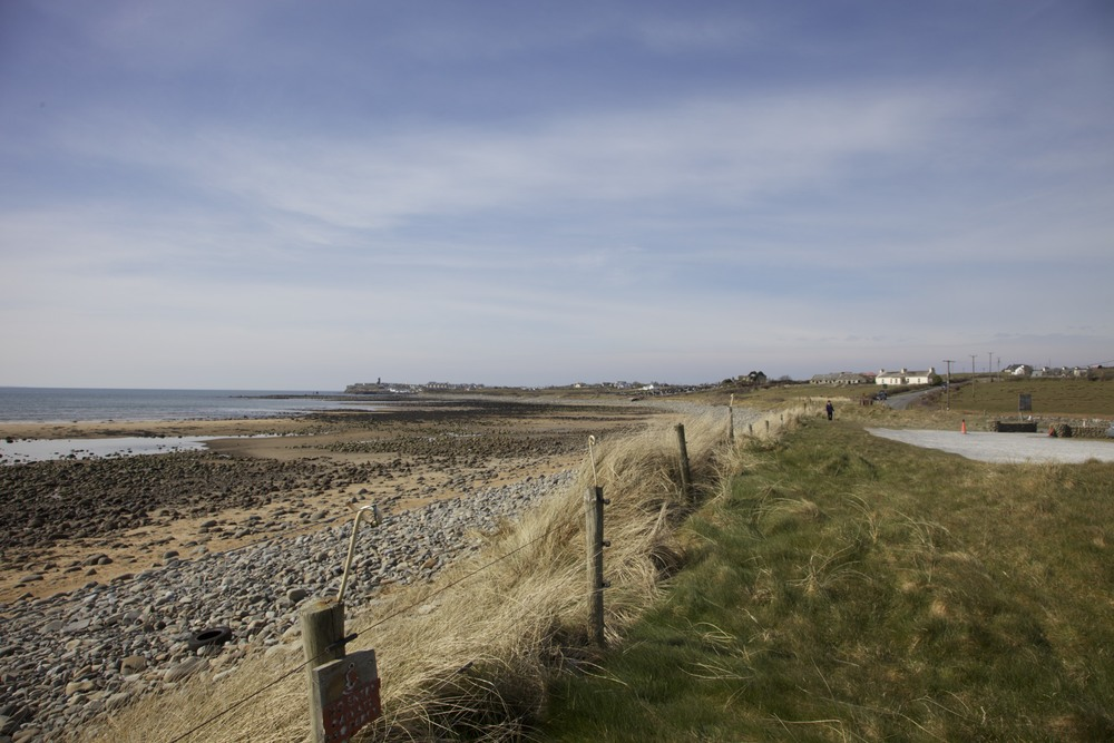 More rocky beach. (Ireland.)