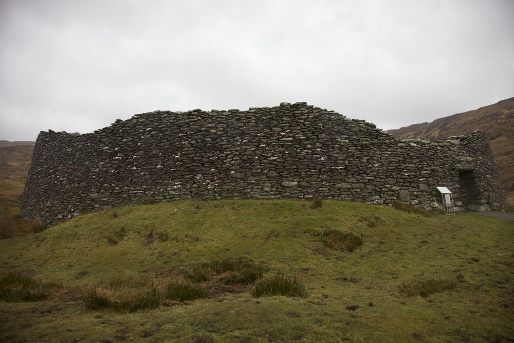 Staigue Fort. (Ireland.)