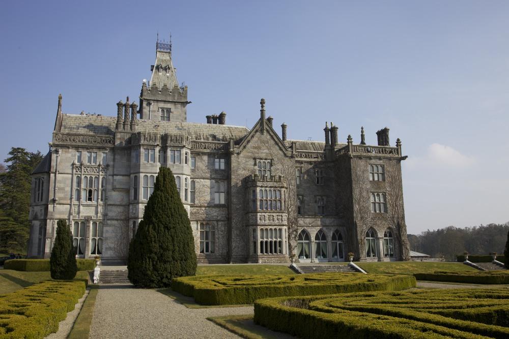 Adare Manor. (Adare, Ireland.)