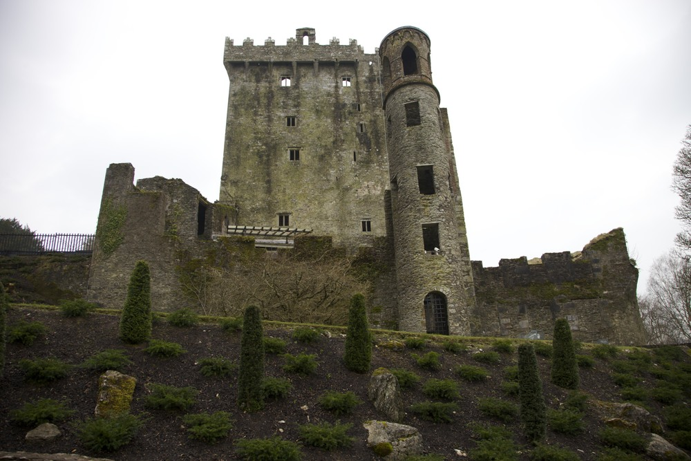 Blarney Castle. (Blarney, Ireland.)