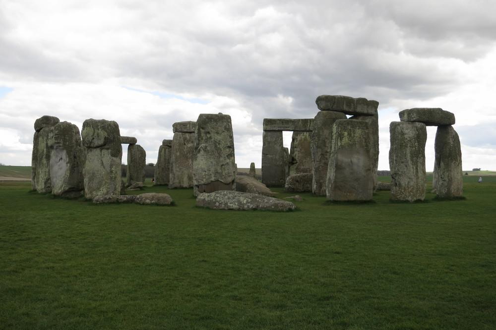 Stonehenge. (England.)