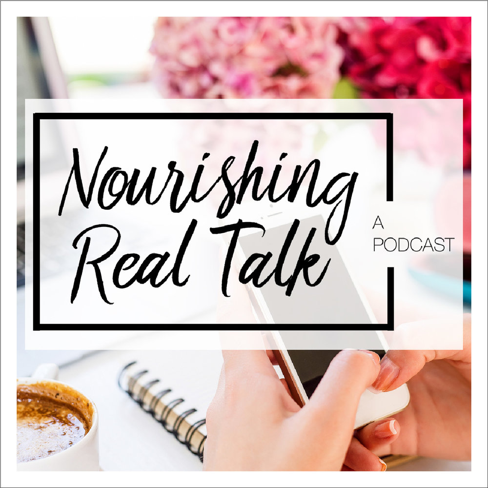 Lindsey Allen Designs for Nourishing Real Talk