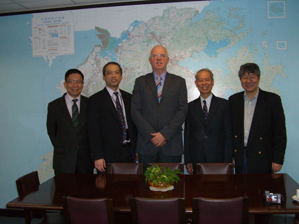 New Year Greetings   Date: Feb-Mar 2010  Committee members visited Honorable Presidents during the New Year period.