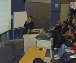 IVE Career Talk   Date: 24 February 2009  Speaker: Mr Roy Chan