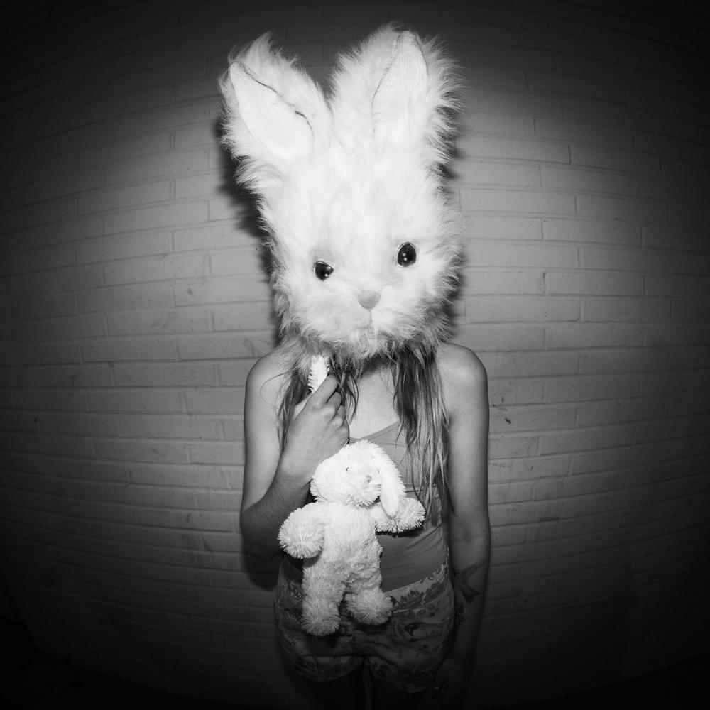 My Stuffed Bunny