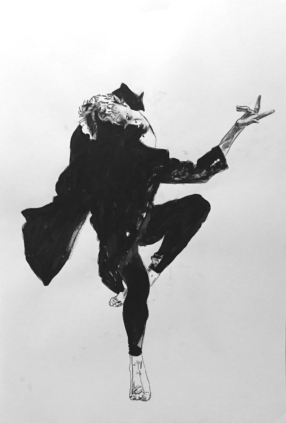 Mais-Sundermann_Tänzer#2_Kohle,-Acryl-auf-Papier_70x100cm.jpg