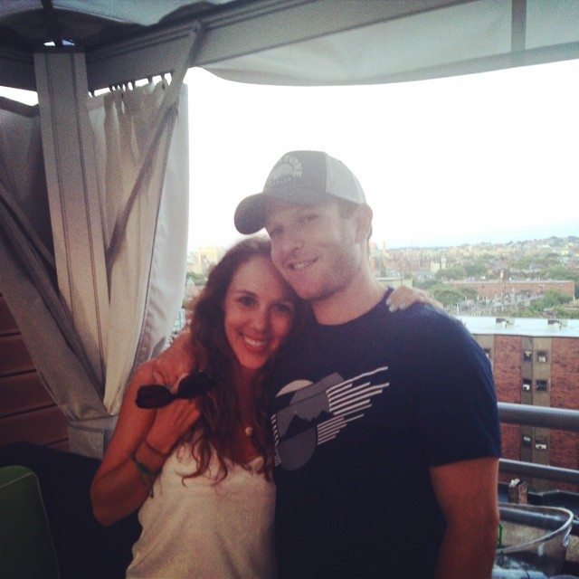 Summer love (at Colonnade Hotel Boston)