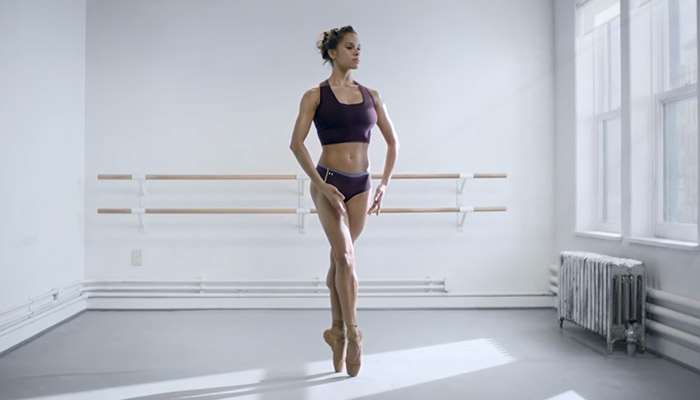 birchbox: Admiration doesn't quite cover it! You've got to see Misty Copeland absolutely kill it in Under Armour's latest ad.