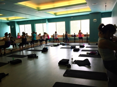 Equinox Chestnut Hill... How gorgeous is this studio?!
