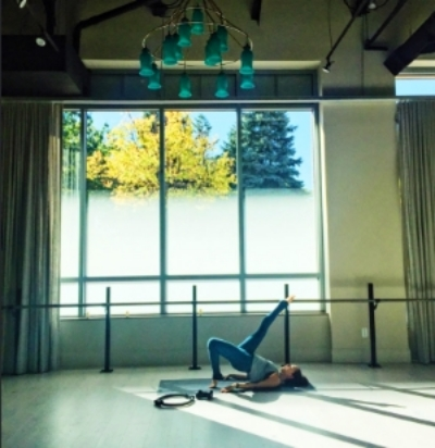 Check out the barre studio at Asana Charlestown...AMAZING