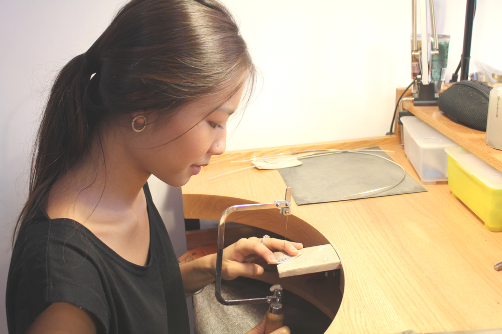 Designer Maker Kody Wing Hang Chan.
