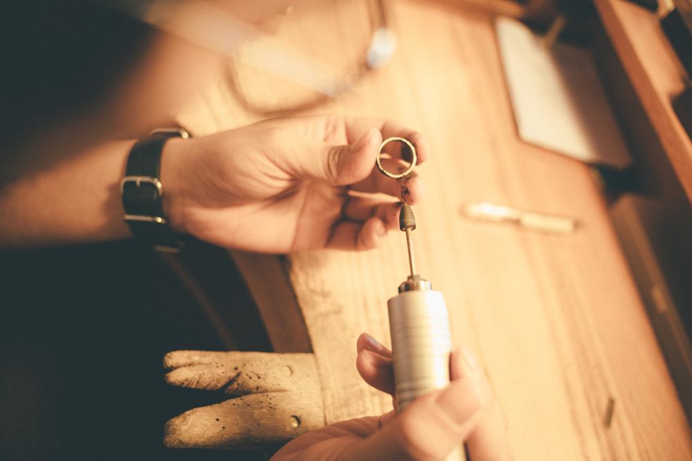 Obellery Silver Ring Making Workshop Hong Kong