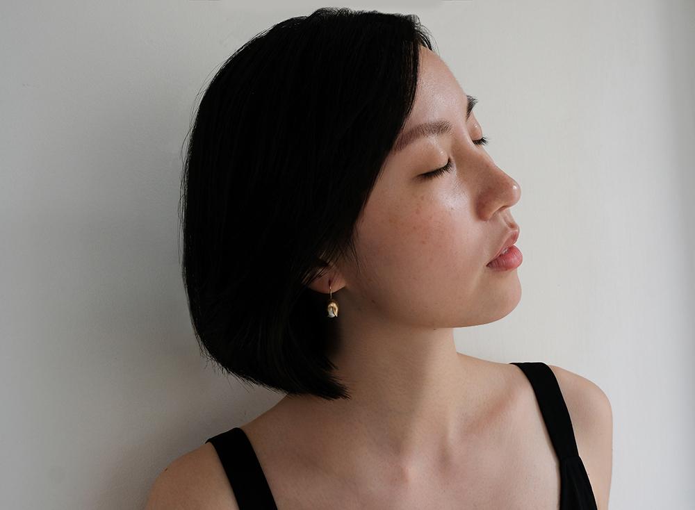 FRUITY PEARL EARRINGS
