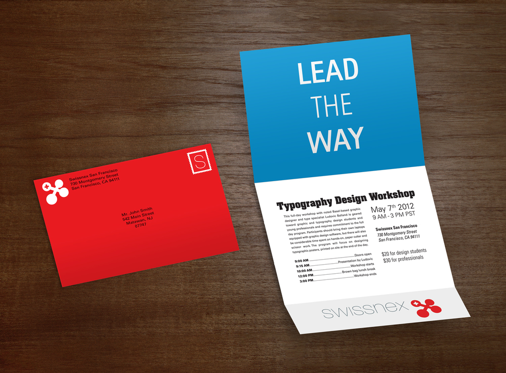 Direct Mail Graphic Design By Nicole Portantiere