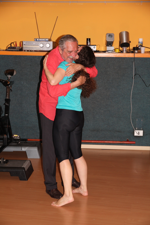 Cristina Campofreddo & Gianni Ferrario - Laugh Workshop 2015