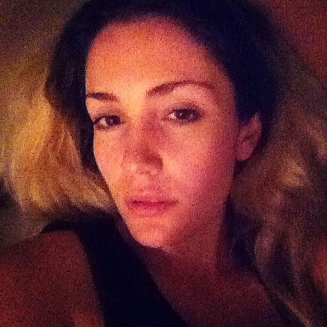Lazy Saturdays ☺️☺️😁💖 #TashaK #beauty #selfie #me #ombre #hair #natural #summer #tan #french #wildhair