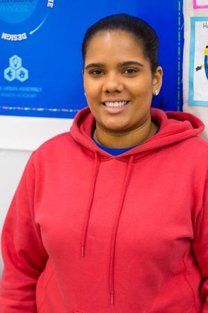 Annie Pichardo Physical Education Contact:annie.pichardo@uamaker.nyc
