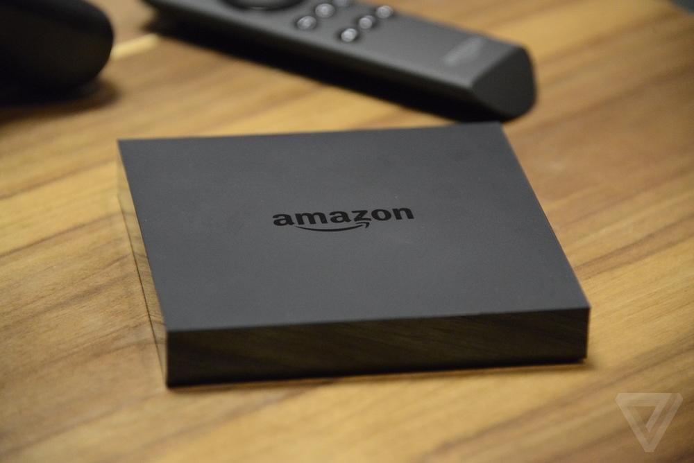 The Amazon FireTV