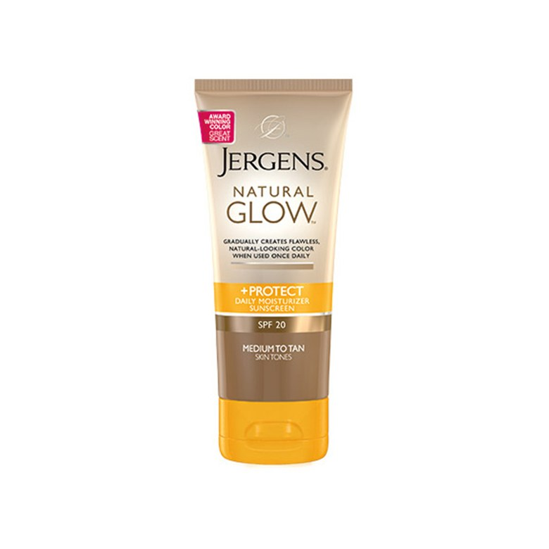 Jergens Natural Glow & Protect Daily Moisturizer SPF 20