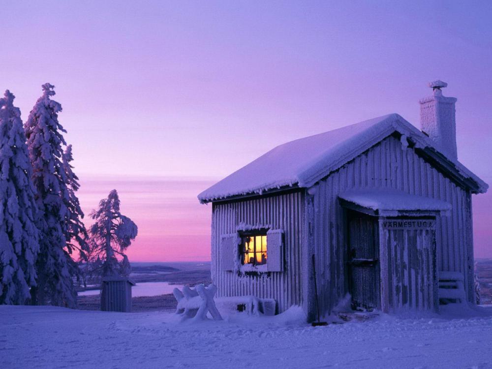 A winter wonderland awaits.
