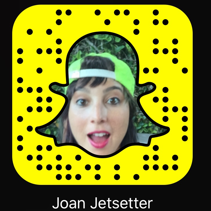Thanks for checking out my blog! Follow me on Snapchat (JoanJetsetter) for more travel tips and a special kind of randomness.