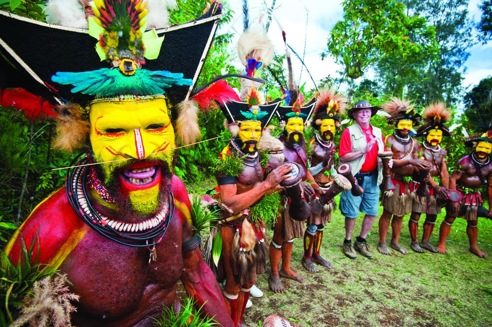 Image courtesy of David Kirkland / Papua New Guinea Tourism Promotion Authority