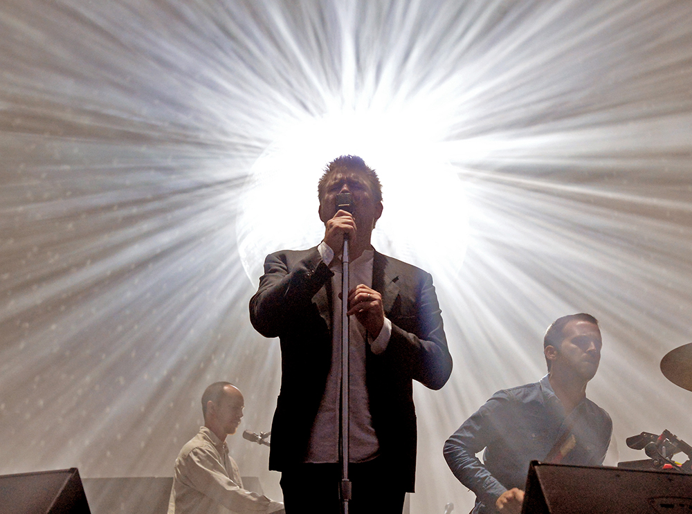 LCD Soundsystem / Image courtesy of Jeff Kravitz
