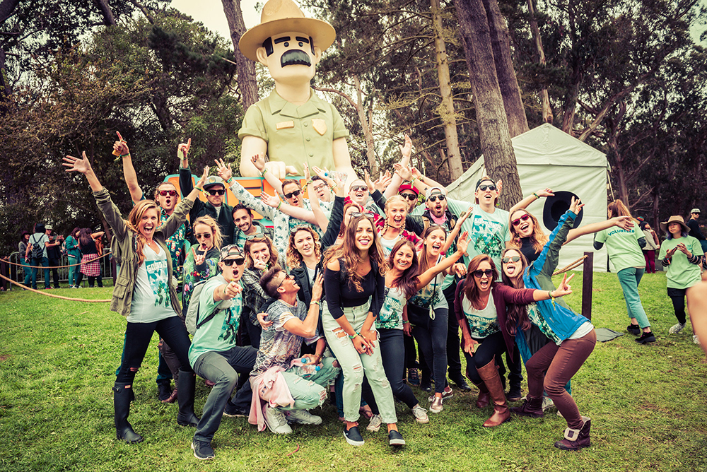 Ranger Dave and crew / Image courtesy of Andrew Jorgenson