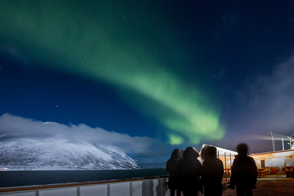 Image courtesy of Hurtigruten