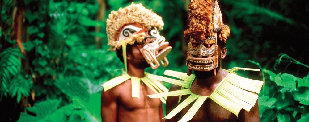 Image courtesy of Papua New Guinea Tourism Promotion Authority